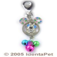 Mickey Mouse with Adora-Bell Trio Charm