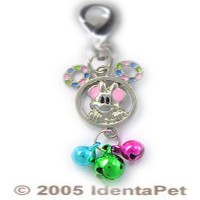 Minnie Mouse with Adora-Bell Trio Charm