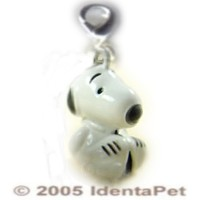 Snoopy Dog Adora-Bell Charm