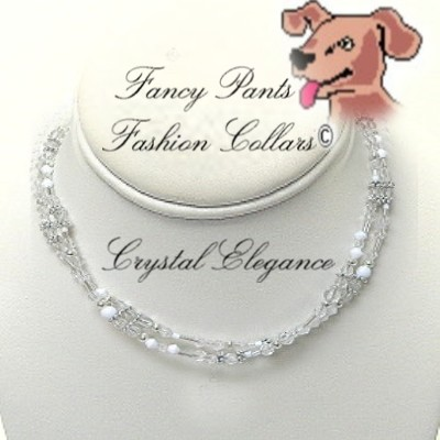 "Crystal Elegance - Fits 13"" to 16"""